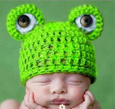 new 2014 Newborn Baby Infant Knit Sweater Crochet Photography Prop Hats fit 0-9M