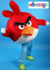 Angry Bird Costume - Party Birds Halloween Outfit Peppa Suit