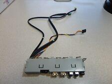 Dell WN097 Inspiron 530 Vostro 200 I/O Audio USB Panel