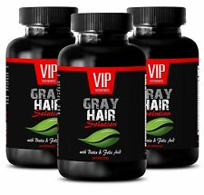 Hair growth for women - GRAY HAIR SOLUTION-DIETARY SUPPLEMENT- Saw Palmetto-180
