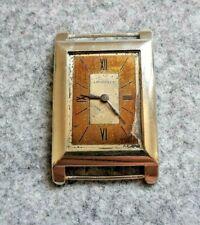 Montre/Watch LONGINES Art Déco/Or Blanc/Withe Gold / Mécanique / Manual Winding
