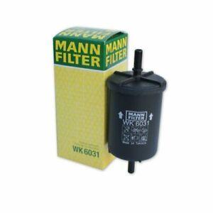 Mann-filter Fuel filter WK6031 fits Peugeot 607 9D, 9U 3.0 V6 24V