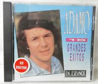"""ADAMO """"16 Grandes Exitos"""" (En Español) 1994 (Kubaney) CD VG+/EX!"""