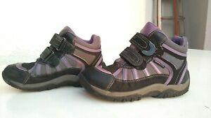 Gr. 32 GEOX Boots / Trekkingstiefel gut erhalten Jungen & Mädchen