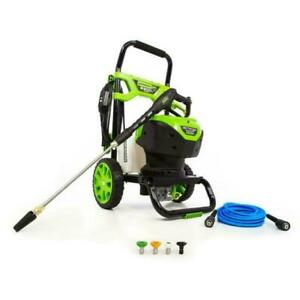 GreenWorks Pro 2300PSI 2.3GPM Cold Water Electric Pressure Washer