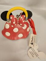 Disney Minnie Mouse Miniature Purse Christmas Ornament Polka Dot  Alex Maher