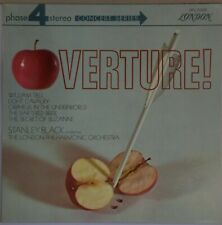 STANLEY BLACK Overtures William Tell + LONDON Phase 4 SPC 21028 NM
