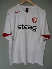 De Colección Rot Weiss Essen Nike 2004 Hogar Camiseta De Fútbol TRIKOT JERSEY TALLA XL (176)