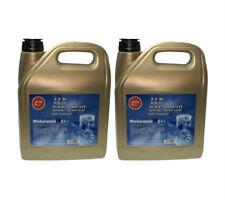 10 (2x5) Liter ALCO LLX SAE 5W-30 Motoröl Made in Germany