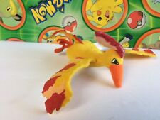 Pokemon Plush Moltres Finger Puppet Tomy Doll stuffed animal UFO figure toy