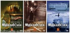 HISTORIES MYSTERIES THE HISTORY CHANNEL DOCUMENTARIES COLLECTION NEW 3 DVD R4