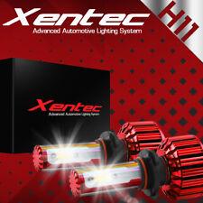 XENTEC LED HID Headlight kit H11 White for 2007-2014 Chevrolet Suburban 1500