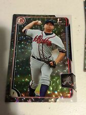 2015 Bowman #BP22 Silver Ice Lot of 3 Cards Williams Perez - Atlanta Braves