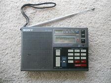 SONY ICF-2003 FM/LW/MW/SW Receiver