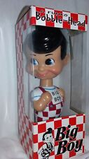 Funko Big Boy Bobble Head 2001 White Base In Box Complete.