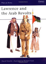 Lawrence and the Arab Revolts (Men-at-Arms), Very Good Condition Book, Nicolle,