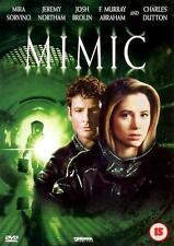 Mimic (DVD / Mira Sorvino / Guillermo Del Toro 1997)
