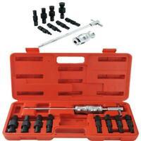 Slide Hammer Internal Kit 8-32mm 9pc Blind Hole  Bearing Puller Set Remover