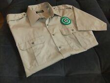 Vintage Retro RAPIER Men's Shirt XL NWOT Canada British Columbia Ferry Carhartt