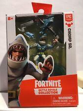 Fortnite Battle Royale Collection Chomp Sr. Mini Figure Moose New In Box
