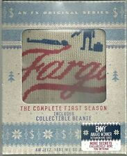 Fargo: Season One (Blu-ray Disc, 2014, 3-Disc Set) W/ Collectible Beanie New