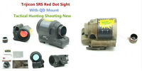 1X38 Tactical SRS Sealed Reflex Sight Solar Power 1.75 MOA Red Dot Scope