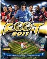 AUXERRE - STICKERS IMAGE VIGNETTE PANINI - FOOT 2011 - 28 a 52 - a choisir