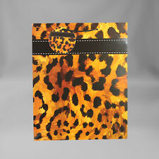 Gift Bags Leopard Gloss Large 12 piece