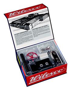 Steam Engine Modular 05100 Wilesco D100E