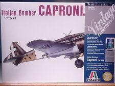 Italeri 1/72  Kit 113 Italian Caproni CA.311 WW2 Bomber  Vintage Collection