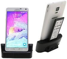 COFI Deluxe Dockingstation Lade Station Zubehör für Samsung Galaxy Note 4 N910F