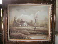 Stephen Stenton - Australian Outback - 1960's - Signed - FINAL REDUCTION!