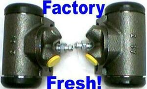 Both front wheel cylinders Oldsmobile 1935 to 1956 New!