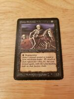 MTG Alpha - Drudge Skeletons - Magic the Gathering ALPHA - Black Mana Creature