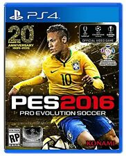 NEW Pro Evolution Soccer PES 2016 (Sony PlayStation 4, 2015)