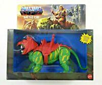 FREE SHIPPING! Masters of the Universe Origins BATTLE CAT AF MOTU 2021 Mattel