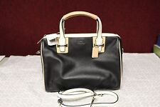 COACH F27027 BLACK TAYLOR LEATHER SACTCHEL  W/TAG - MAKE OFFERS!