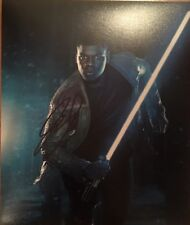 John Boyega Signed 10x8 Photo - Star Wars