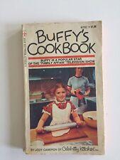Vintage FAMILY AFFAIR Buffy's Cookbook 1971 Easy Recipes