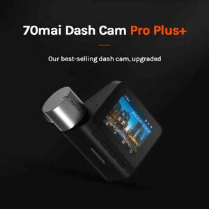 Upgrade 70mai Dash Cam Pro Plus 70mai A500S Built-in GPS 70mai Car DVR PLUS Cam