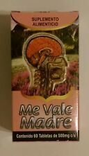 Natural pain relief for Migraine,Stress, Insomnia, Me Vale Madre capsules 60 ea