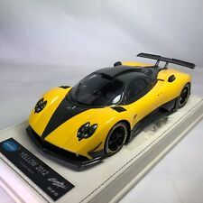 1/18 Peako #18005Y Pagani Zonda Cinque Yellow Ltd 20 pcs for Newace