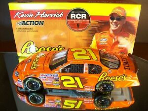 Kevin Harvick #21 Reese's RCR 35th Anniversary 2004 Chevrolet Monte Carlo 4,812