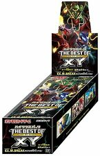 Japanese Pokemon Best of XY Booster Box 10ct SEALED SHIPS FROM USA!!