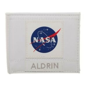 NASA Space Buzz Aldrin Bi-Fold Wallet