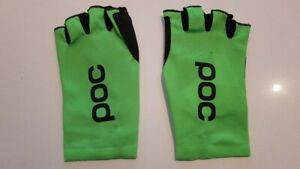 Pro cycling jersey Team CANNONDALE DRAPAC POC SUMMER GLOVES new SMALL