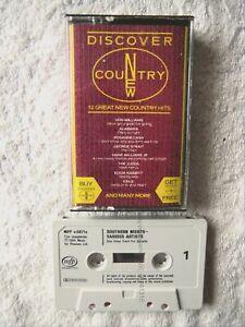 41316 Discover Country Tape 2 Cassette Album 1984