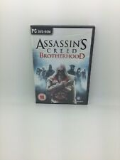 Assassin's Creed Brotherhood PC DVD ROM 2011)  NEW SEALED