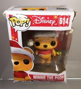 Funko POP! Animation - Winnie the Pooh Vinyl Figure #614