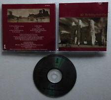 U2 THE UNFORGETTABLE FIRE CD Album US NO BARCODE